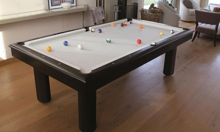 Les diff rences entre les billards am nagement maison - Comment fabriquer une table de billard ...
